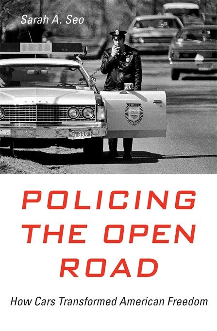 Policing the Open Road Book Cover